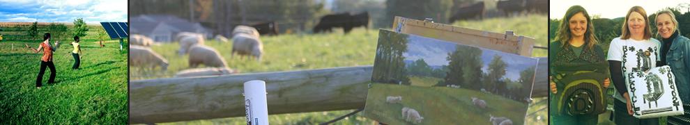 Art on the Farm 2012