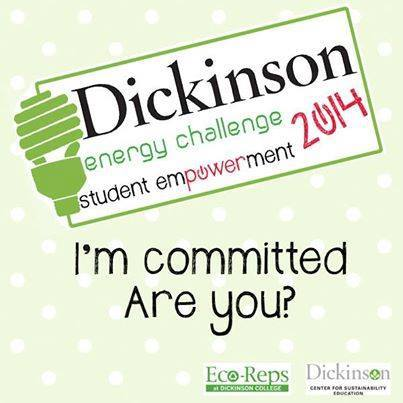Dickinson's Energy Challenge 2014