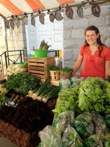 Farmers' Market Wed., September 3rd