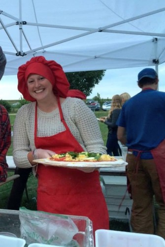 Farm Spotlight: Kenze Burkhart