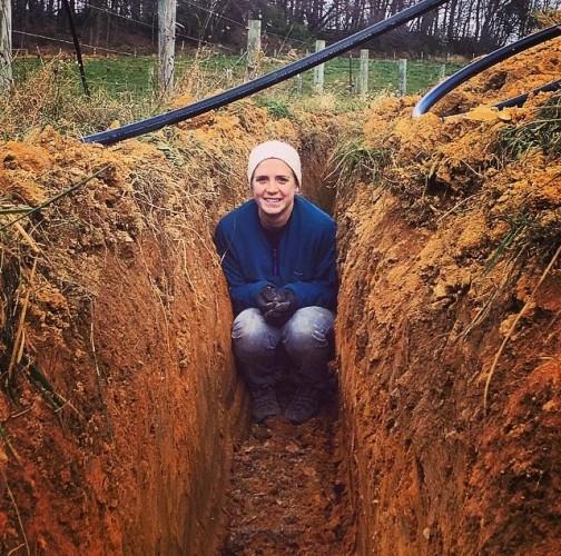Farm Spotlight: Carly Zarzeka