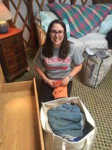 Alumni Spotlight: Cindy Baur '16