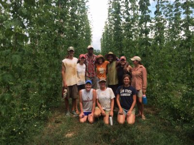 Now Hiring Summer Student Farmers!
