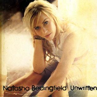 """""""Unwritten"""" von Natasha Bedingfield"""