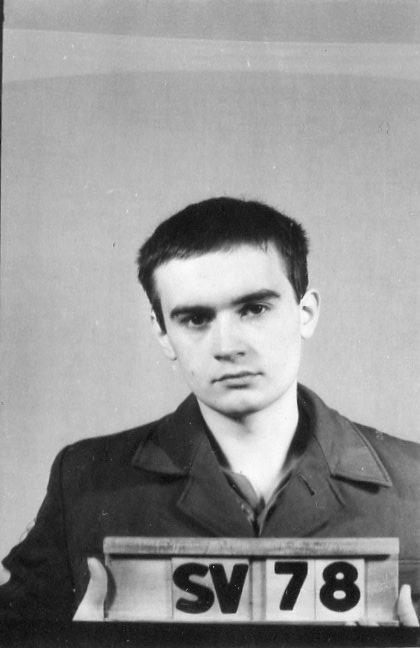 prison image of Axel Reitel, Cottbus, GDR, 1981