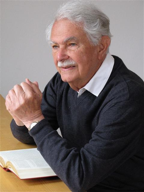 portrait of Egon Schwarz
