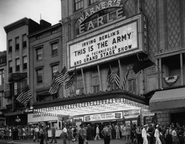 Film Premier of This is the Army