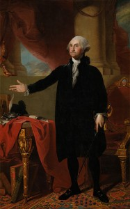Washington (By Gilbert Stuart, 1796)