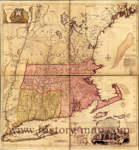 Massachusetts and Connecticut Colonies: Photo Courtesy of History.com.