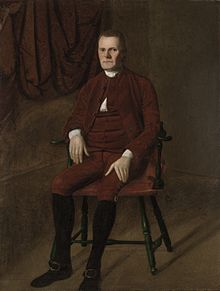 Roger Sherman: Photo courtesy of Wikepedia
