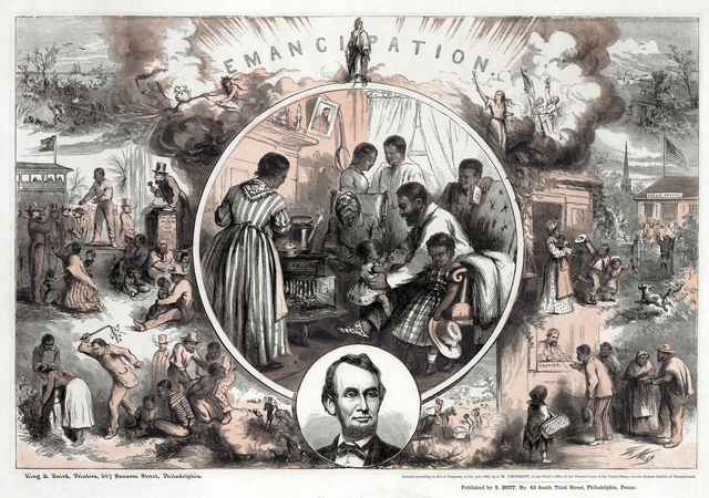 Emancipation Banner