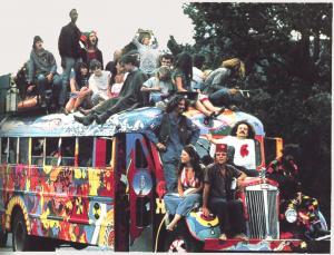 1970 era hippies