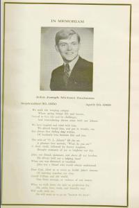 """""""In Memoriam – John Joseph Michael Daubaras"""""""