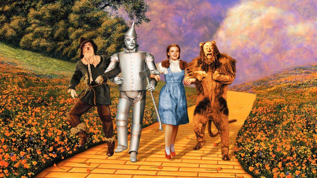 Wizard of Oz as Populist Satire