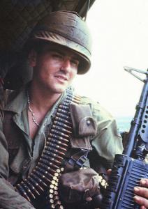 Dane Huber, Lawrence Galiano in Vietnam, November 1, 2017, http://blogs.dickinson.edu/hist-118pinsker/2017/11/01/vietnam-war-3/.