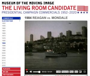 Reagan ad