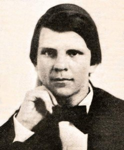 Clay McCauley, 1859. Courtesy of the House Divided project at Dickinson College.