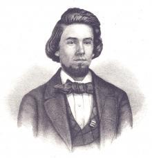 Joshua Allan Lippincott Courtesy of Dickinson Archives