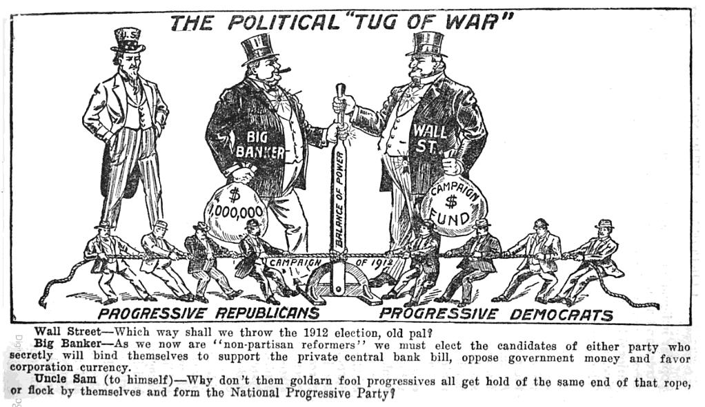 1912 Cartoon