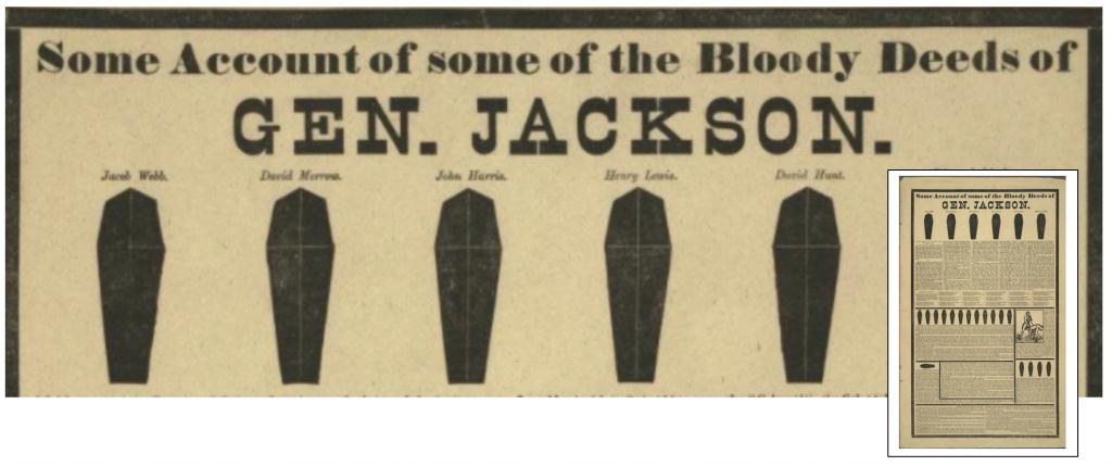 Coffin Handbill