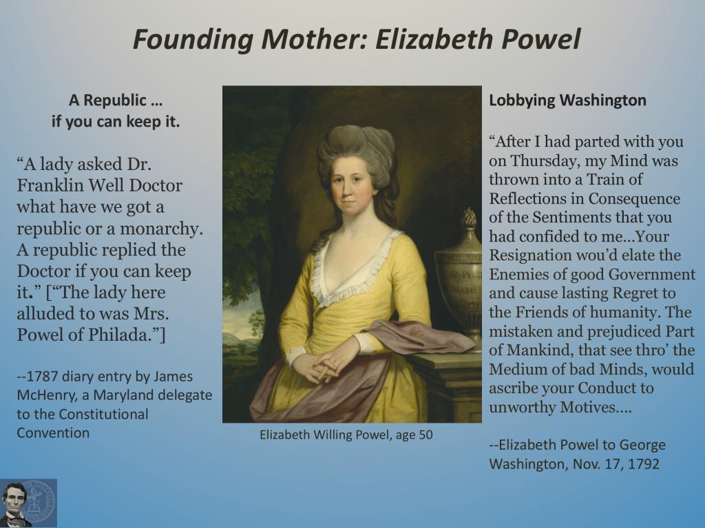 Elizabeth Powel