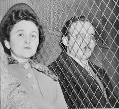 Julius and Ethel Rosenberg (Image Courtesy of Wikipedia)