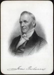 Picutre of James Buchanan