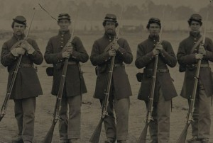 6th Mass Soldiers