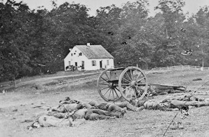 Confederate Dead at Antietam