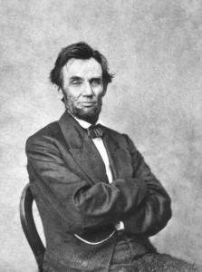 Lincoln 1862