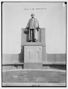 Schurz Statue