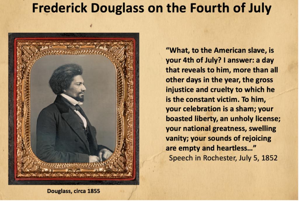 Douglass 1852
