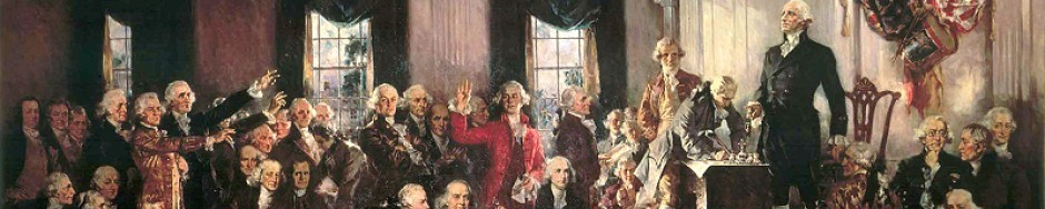 History 404:  US Constitution Seminar