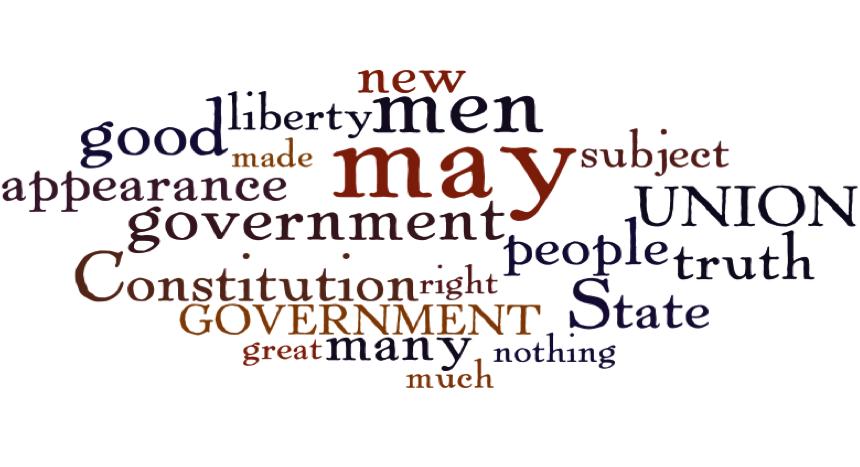Ratification Hamilton Vs Mason History 404 Us Constitution Seminar