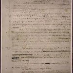 Page from Madison's Notes, May 1787