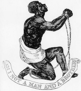 Abolitionist icon, by Josiah Wedgewood  (1787)