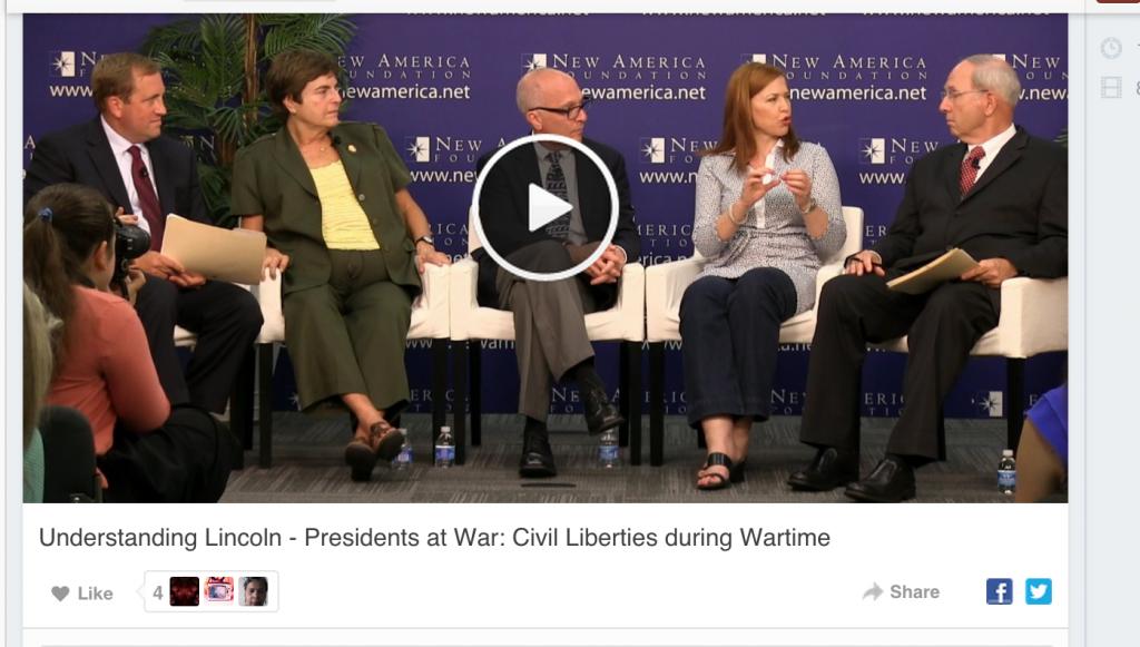 Wartime Press panel