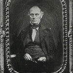 Daniel Anthony: Father of both Daniel R. and Susan B. Anthony, Anthony was a Quaker never shied away from challenging the strict rules of the Society of Friends. One can see these same traits in his famous daughter and son. (courtesy, Susan B. Anthony Birthplace Museum)