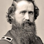 Gen. Robert B. Mitchell: Took a two day leave of absence as Brigade Commander on June 17, 1862, leaving D.R. Anthony in charge of the brigade and giving him the chance to issue Order 26 (Image courtesy of House Divided Project)