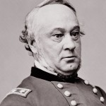General Henry Halleck: When Anthony issued Order 26 in June 1862, Halleck, then Commander of the Dept. of the Mississippi, had him arrested and cashiered. (Image courtesy of House Divided Project)