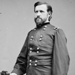 General Thomas Ewing Jr.: In 1863, Ewing had D.R. Anthony, then Mayor of Leavenworth, arrested for ignoring Ewings imposition of martial law. (Image courtesy, House Divided)