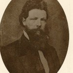John Brown Jr.: Son of John Brown, and a Lieutenant in command of Company K of the 7th Kansas Volunteer Cavalry. He shared with D.R. Anthony a hatred of slave-holders and Confederate rebels, and pursued their destruction with unmatched zeal. (Image courtesy of Kansas Memory)