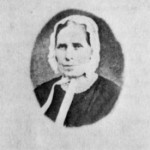 Lucy Read: Married Quaker Daniel Anthony Sr. in 1818. She was the mother of Daniel Read Anthony, Susan B. Anthony, and six other children. (Image courtesy of gutenberg.org)