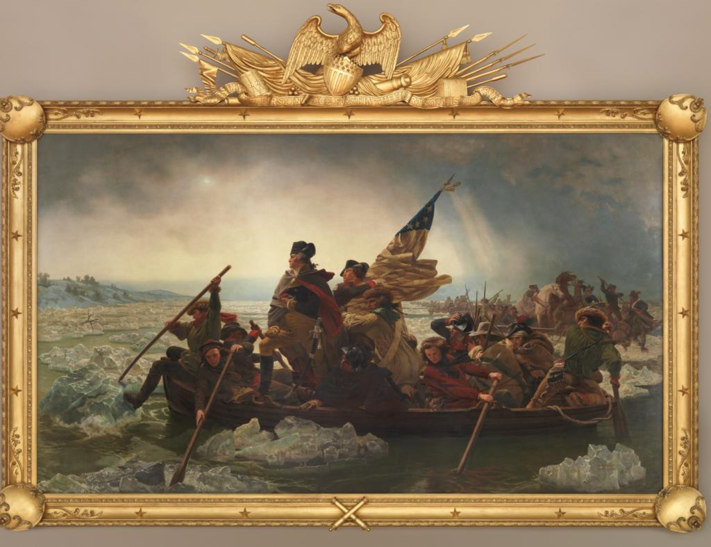 Washington Crossing