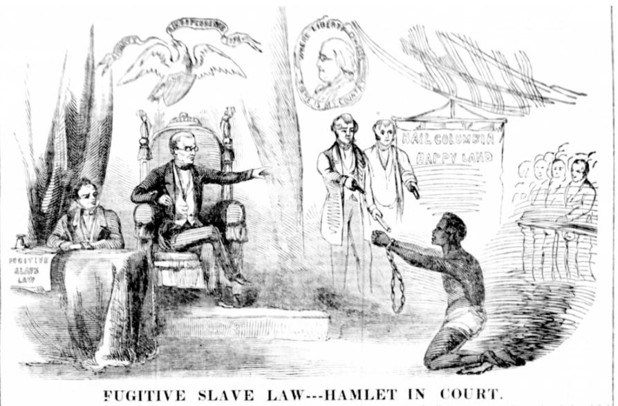 Hamlet Rendition 1850