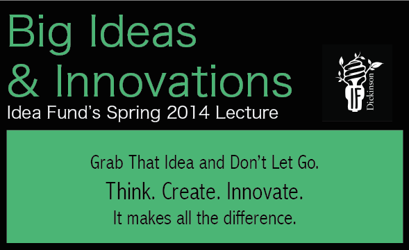 big ideas & innovations banner