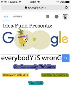 Preview on OCTi: EverybodY iS wronG! - The Idea Fund