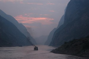 Environmental Degadation of the Yellow River, China