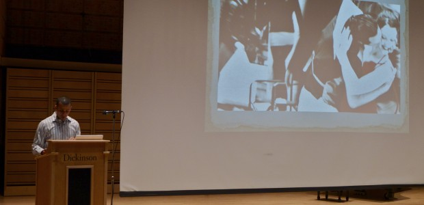 In a well attended presentation on Friday April 12 in Rubendall Recital Hall, Alvin Rangel of  Tango Vesre, introduced his project and gave a brief overview of modern Argentina's history, […]