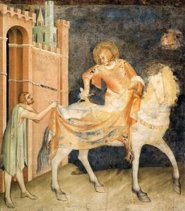 St. Martin Simone Martini